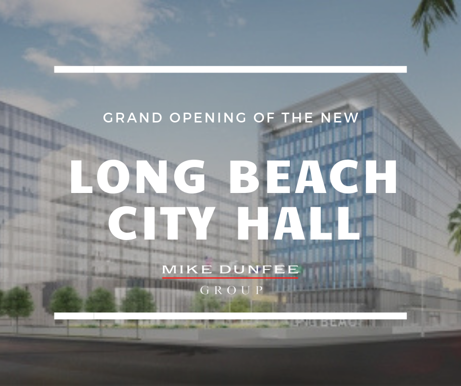 Grand Opening Of The New Long Beach City Hall